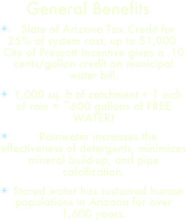 General Benefits